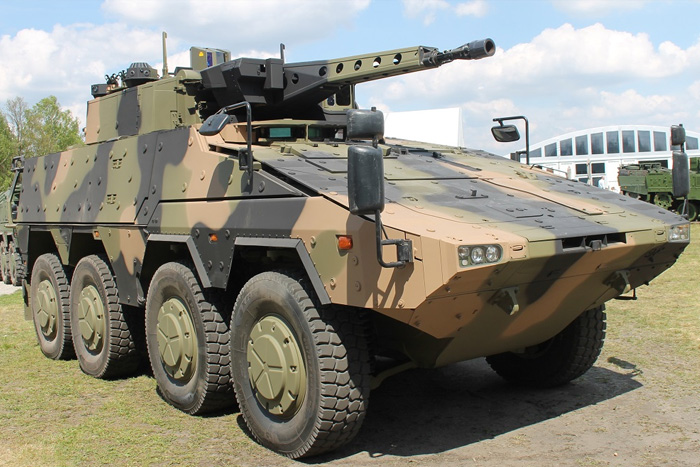Able Industries Wins New Combat Reconnaissance Vehicle Contract