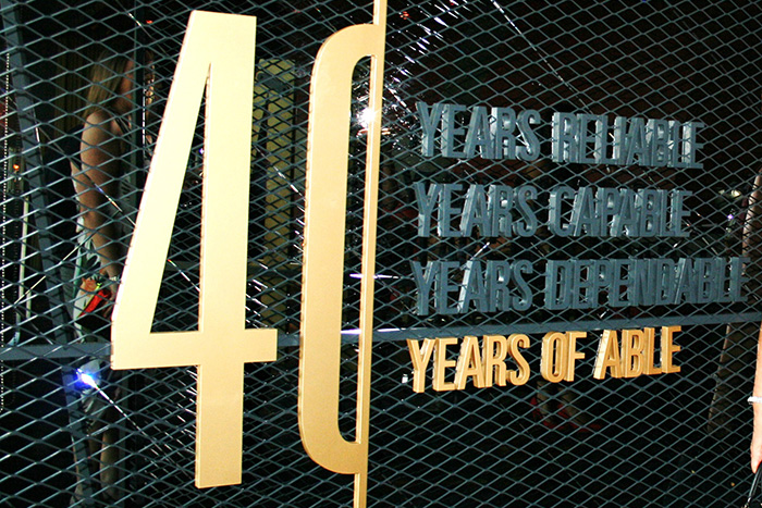 Celebrating 40 Years in Metal Fabrication
