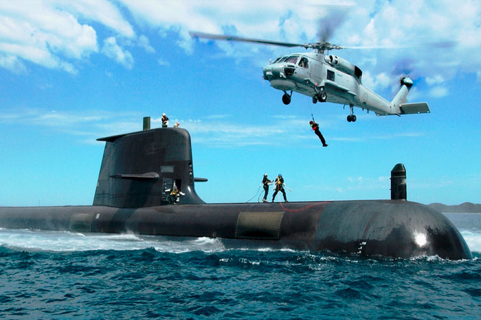 South Kingsville defence manufacturer aims to boost jobs for Australia's new submarines